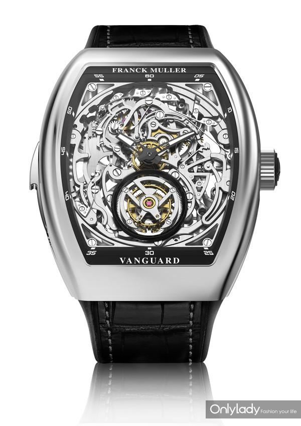 Vanguard Tourbillon Minute Repeater