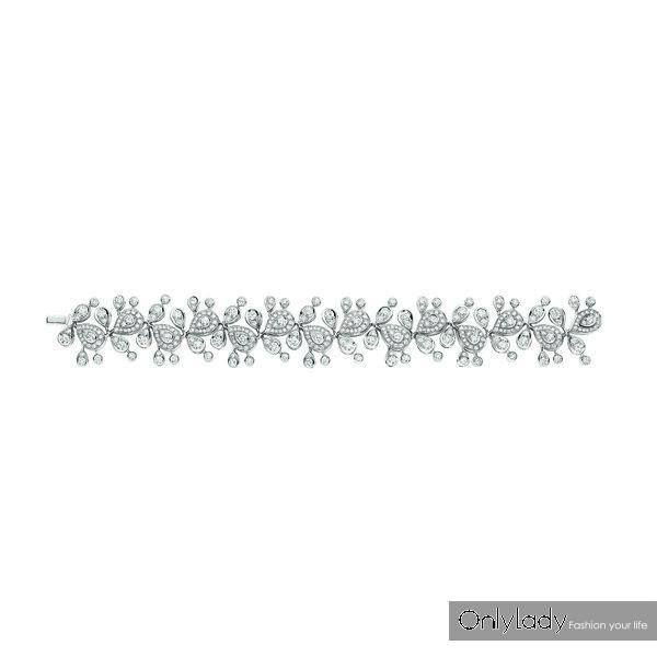 CHAUMET Joséphine加冕·爱系列 鹭羽·冠冕手链