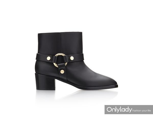 广告片鞋款-EXPERT黑色短靴-RMB6,900