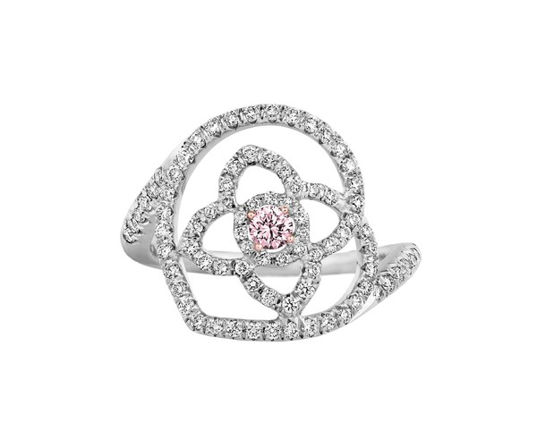 De Beers���ȶ�˹Enchanted Lotus�����ָ