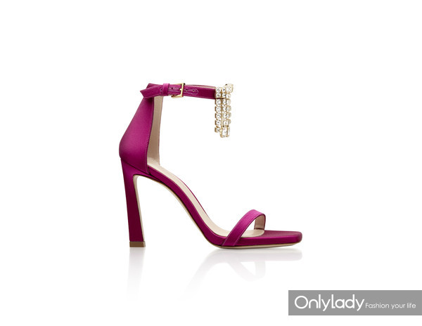 广告片鞋款-FRINGESQUARENUDIST高跟鞋-RMB5,750
