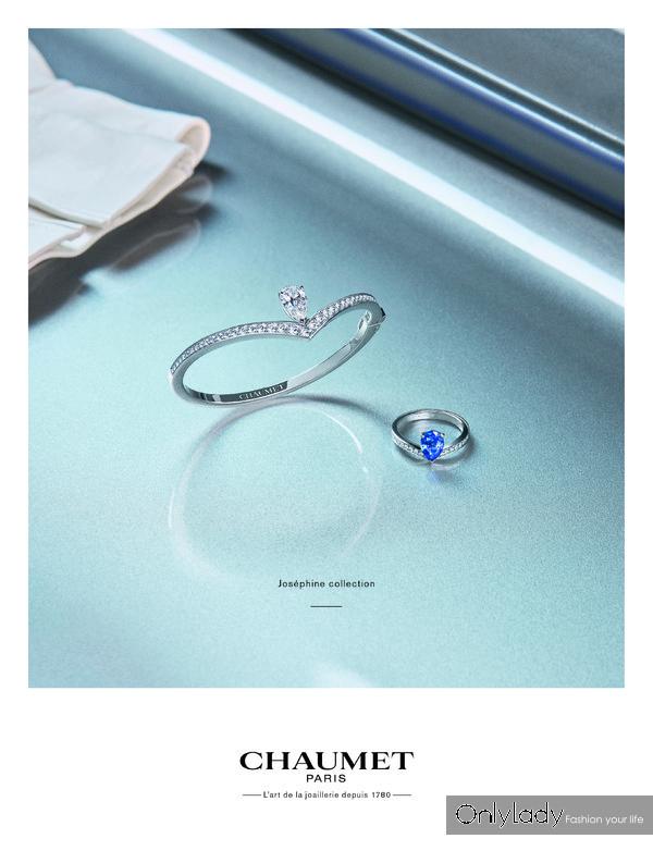 风雅于型 自在于心 CHAUMET全新广告视觉 单品 2
