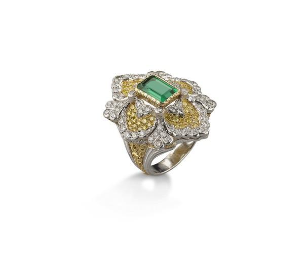 9. Opera高级珠宝系列戒指