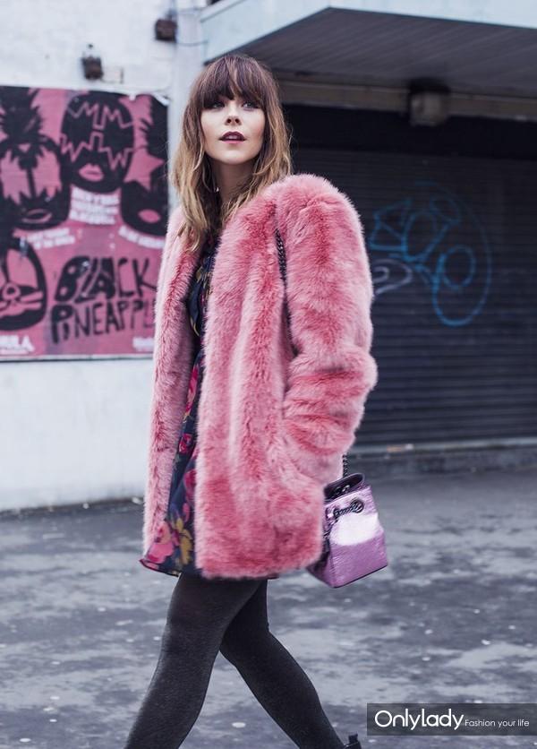 af9d97433c377421f6e2676d36ebead1--hot-pink-coat-pink-faux-fur-coat