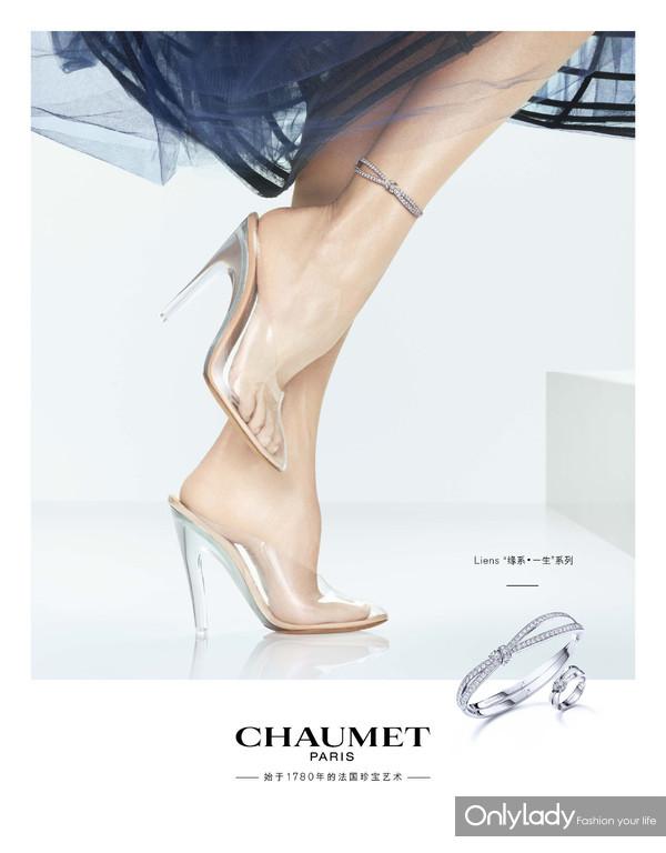 风雅于型 自在于心 CHAUMET全新广告视觉 竖版 3