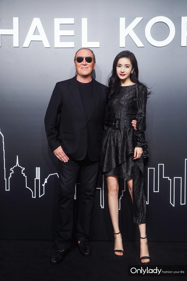 Michael Kors With Yang Mi