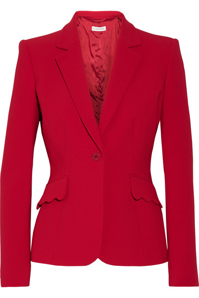 Altuzarra Gromwell 绉纱西装式外套