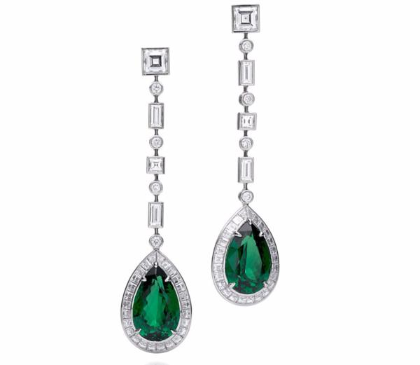 Tiffany & Co. ��ܽ�Წ����Ƕ�����и�ɳ����ʯ����ʯ��