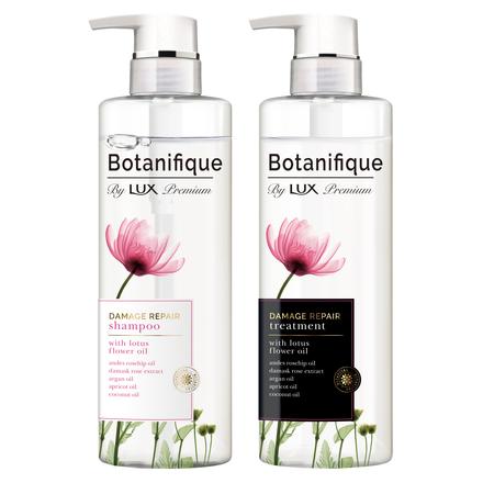 LUX 力士 植物损伤修护洗发水 护发素