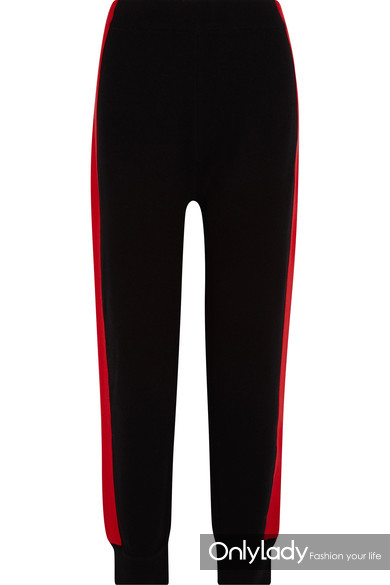 SJYP 针织休闲裤