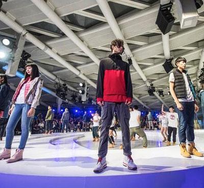 从来不只是户外休闲,更是机能领跑型格先锋  Timberland 2017秋冬新款  北京时装周 一次尽揽