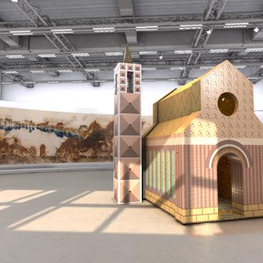 """以科技之眼,探索""""陌生风景""""  虚拟现实体验诠释艺术创新之旅"""
