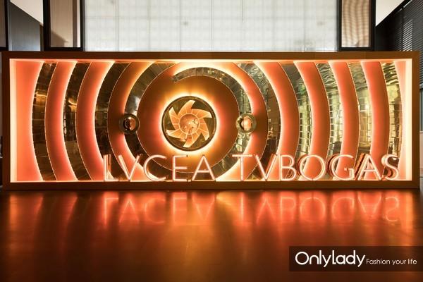LVCEA Tubogas光环腕表活动产品展示区
