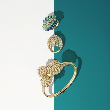 大胆不羁 自然之美 卡地亚Cactus de Cartier系列珠宝全新作品