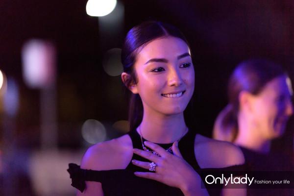 演员刘承羽出席CHAUMET悉尼Westfields购物中心全新高级精品店揭幕仪式晚宴