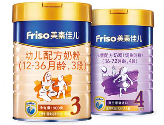 优质蛋白告诉你 美素婴儿奶粉怎么样