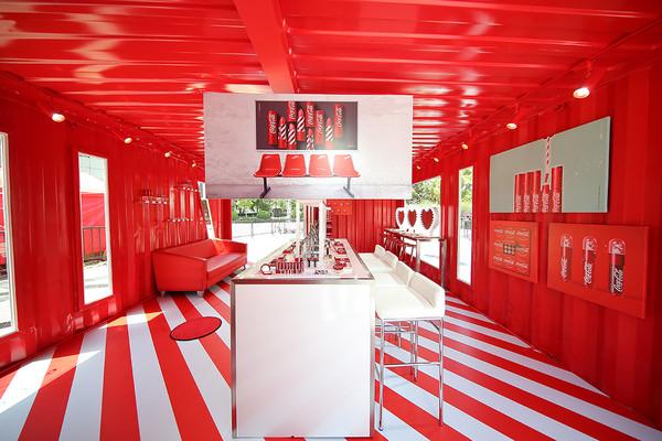 红色集装箱主题馆