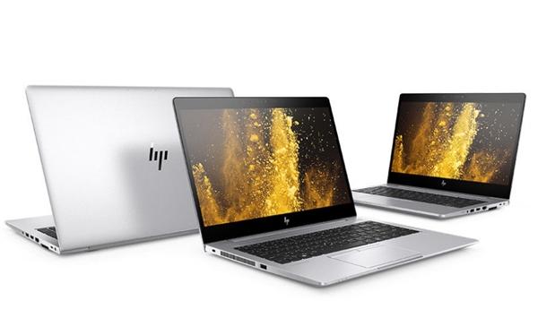 惠普推出EliteBook 800 G5系列笔电:四款八代酷睿可选