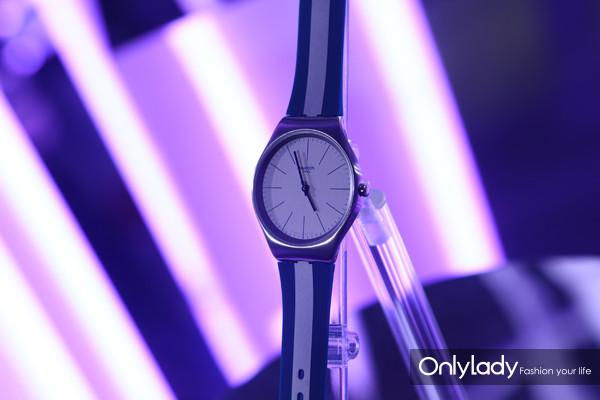 Swatch SKIN IRONY超薄金属系列腕表 (1)