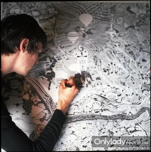 3-Gareth Fuller作画过程