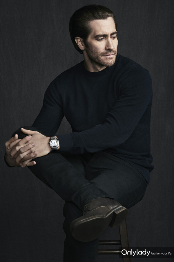 Jake Gyllenhaal - Matthew Brookes@Cartier