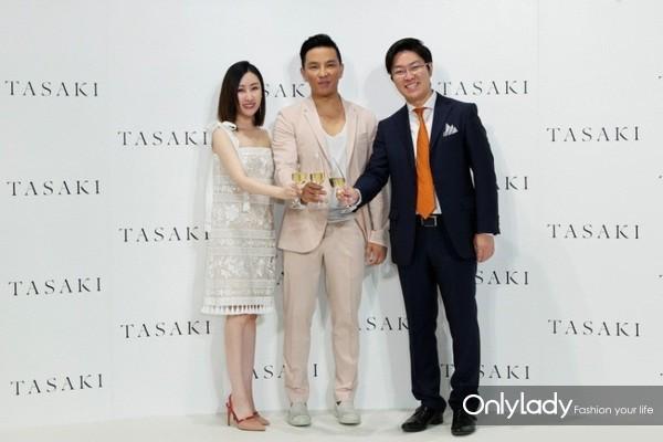 TASAKI 创意总监 Prabal Gurung携TASAKI Atelier 系列