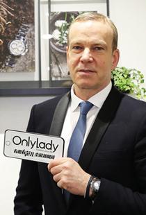 OnlyLady专访RADO瑞士雷达表全球总裁Matthias Breschan先生