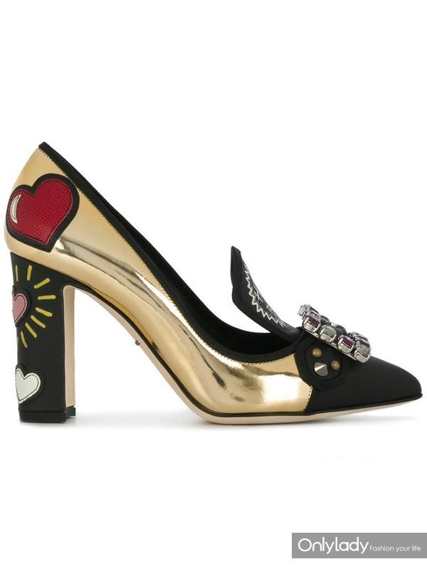 Dolce & Gabbana高跟鞋