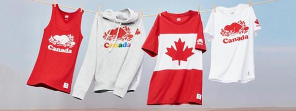 Roots Canada Day系列上市欢庆加拿大151周年