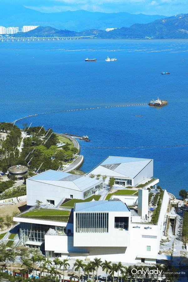 设计互联 海上世界文化艺术中心外景