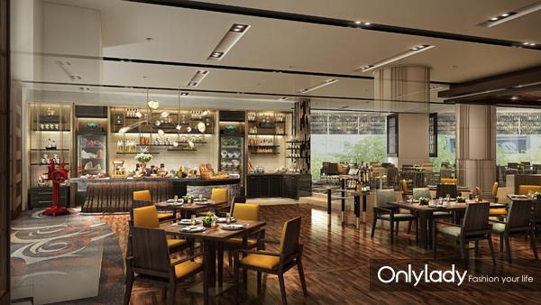 深圳星河丽思卡尔顿酒店Flavorz全日制餐厅
