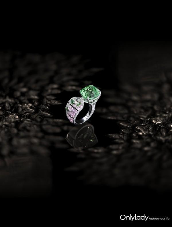 Chanel 香奈儿 臻品珠宝COROMANDEL系列évocation Florale 戒指