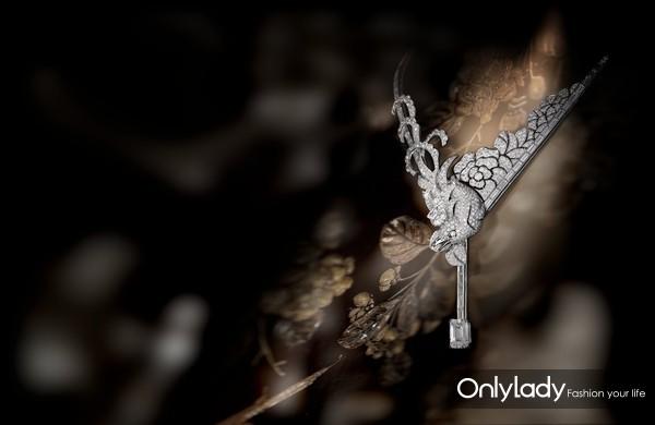 Chanel 香奈儿臻品珠宝COROMANDEL系列Precieux Envol项链