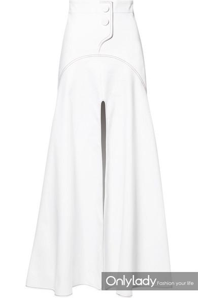 ELLERY Galactica 棉质混纺超长半身裙 RMB 6,800