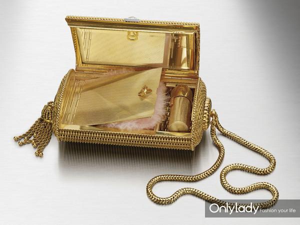 宝格丽古董典藏系列珠宝