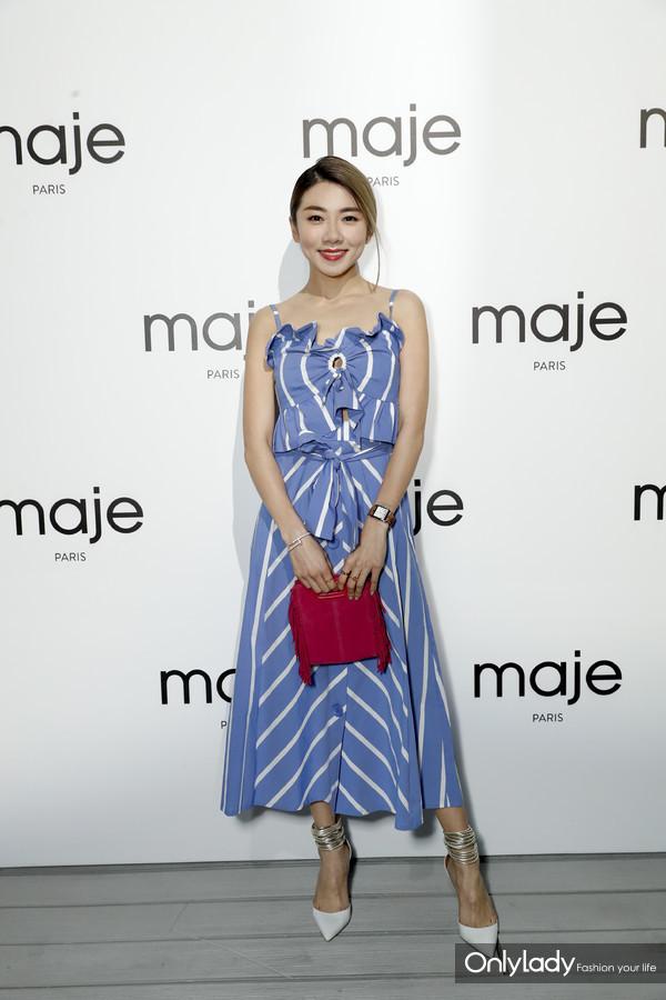 时尚博主Yvonne Ching