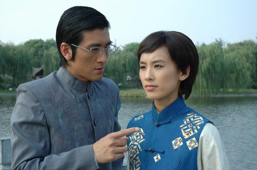 《广府太极传奇》于7月27日登陆央视一套22点次黄档播出 2010