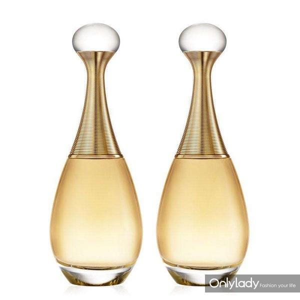 dior香水瓶身设计理念天马行空 诠释女性高雅气质
