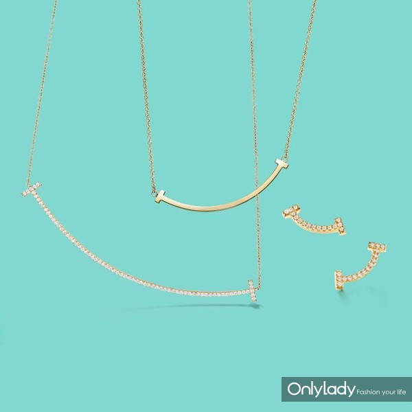 Tiffany & Co. ��ܽ��Tϵ��T Smile����������