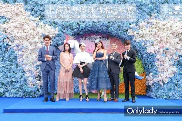 2018上海浪琴环球马术冠军赛(明星01)