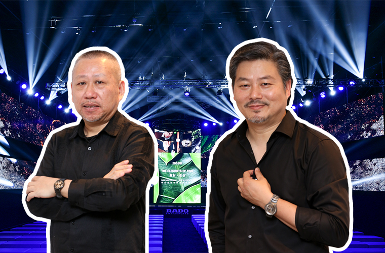 OnlyLady专访雷达表品牌挚友袁由敏、阿海 中国当