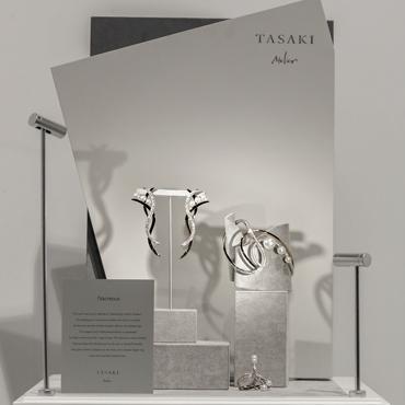 TASAKI 创意总监 Prabal Gurung携TASAKI Atelier 系列珠宝亮相京城