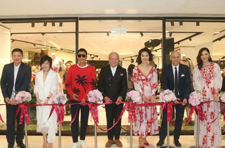 Ermanno Scervino 香港首家精品店正式揭幕