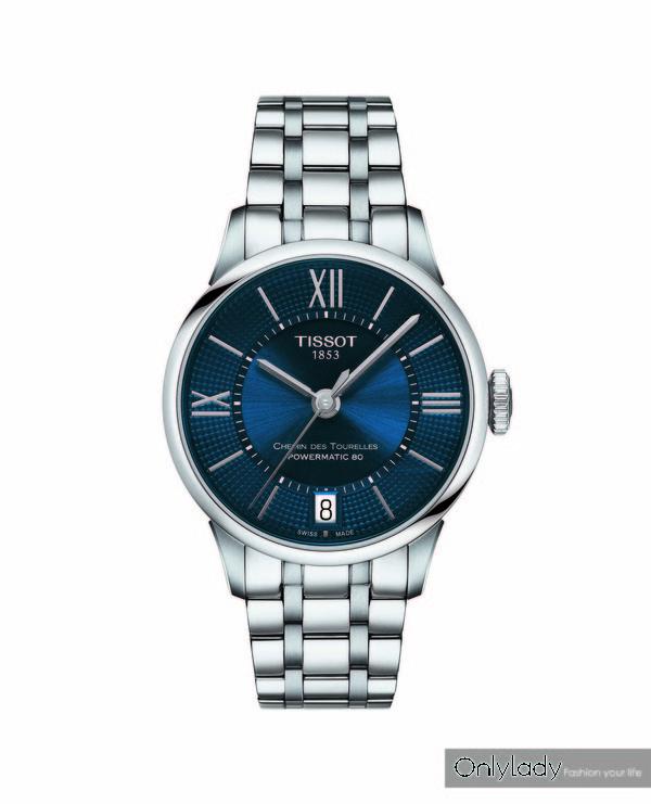 图4:天梭杜鲁尔系列腕表传承165周年珍贵历史