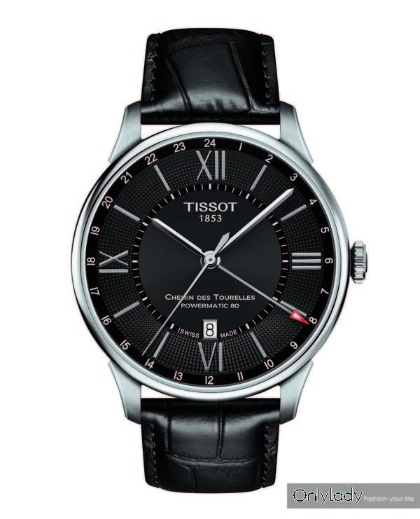 图11:天梭杜鲁尔系列男士腕表