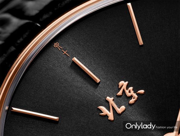 北京表60周年特别款超薄陀飞轮腕表细节图