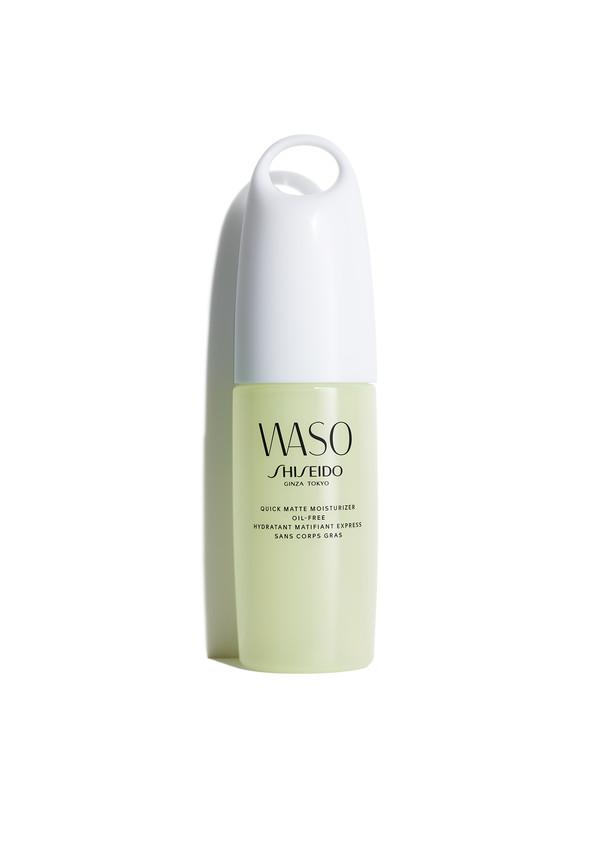 资生堂青春日和保湿控油凝露 WASO Quick Matte Moisturizer Oil-free 300RMB 75ml