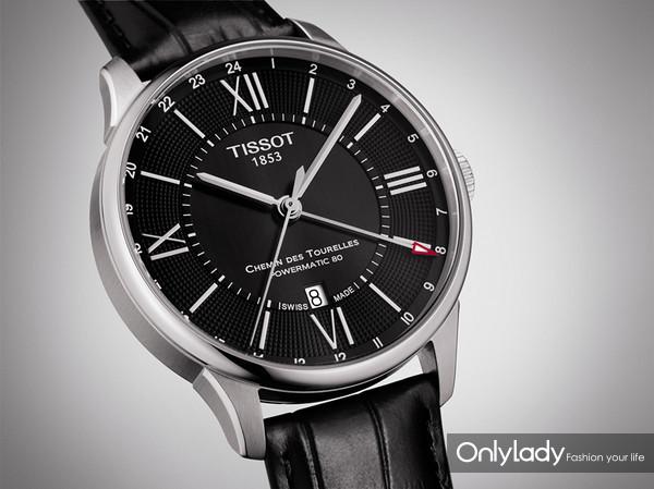 图36:天梭杜鲁尔系列腕表传承165周年珍贵历史