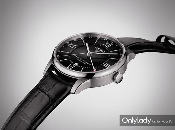 图37:天梭杜鲁尔系列腕表传承165周年珍贵历史