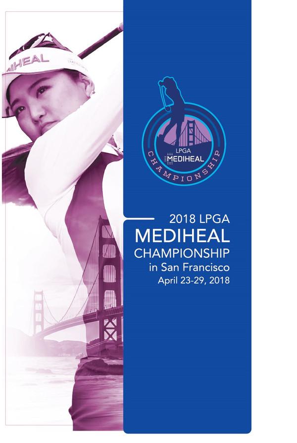 2018年LPGA美迪惠尔(MEDIHEAL)锦标赛开幕